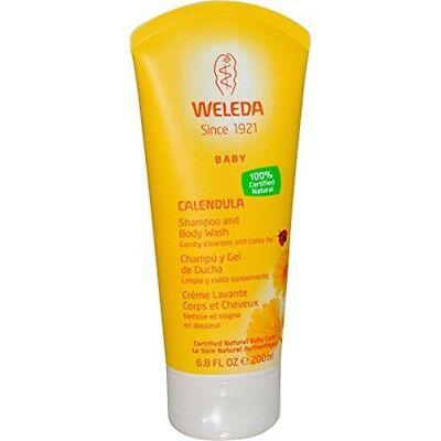 Hot Sale Weleda Baby Shampoo & Body Wash