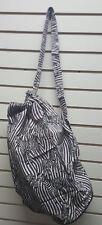 Unisex Zebra Woven Tapestry Backpack shoulder Bag/Purse/HippieHippy Boho BAG23TE