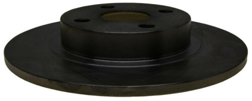 Disc Brake Rotor-Non-Coated Rear ACDelco Advantage 18A455A fits 87-89 Toyota MR2