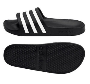 8da4ff7a6bae Image is loading Adidas-Adilette-Aqua-F35543-Slides-Sports-Sandals-Slippers-
