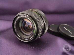 M42-Mount-Hanimex-Auto-MC-28mm-f2-8-Wide-Angle-Lens-VGC-097