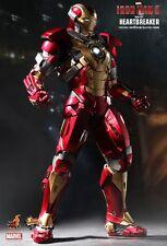 "Sideshow Hot Toys 1/6 12"" MMS212 Iron Man Heartbreaker Mark 17 XVII Figure"