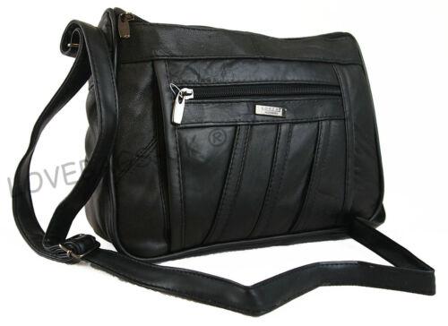Lorenz Nappa Leather Organizer Handbag  1968 Shoulder Bag