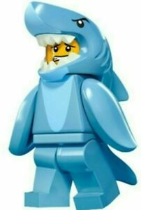 LEGO MINIFIGURE SERIES 15 SHARK SUIT GUY 71011 BUY ANY 3 GET 4TH FREE