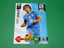 PIRLO  ITALIA  PANINI FOOTBALL FIFA WORLD CUP 2010 CARD ADRENALYN XL