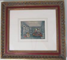 GRF4619C JOHN RICHARD CONTEMPORARY ROOM III Custom Framed & Matted Print