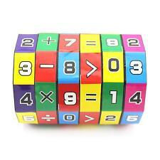 KInder Bunt Zahlen Spielzeug Drehbar Pädagogisch Mathematik Lernen Spielzeug