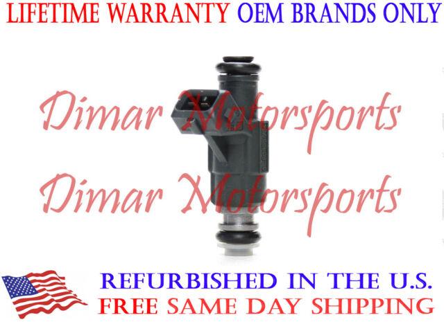 Lifetime Warranty Ford 4.0L V6 OEM BOSCH Fuel Injector Set of 6-0280155734