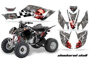 ATV Graphics Kit Decal Quad Sticker Wrap For Honda TRX400EX 2008-2016 CHECK R S