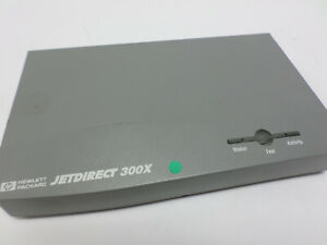 HP JETDIRECT 300X DRIVER FOR WINDOWS 10