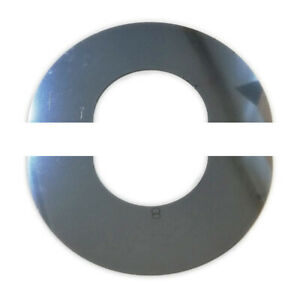 Rosone Circular seeds for inOX tube diameters from 180 to 300mm