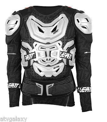Leatt Adventure 5.5 Body Protector Armour Brace Black L//XL MX ATV Off Road SX