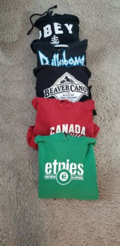 Boys Hooded Pullover Sweatshirts size 10-12