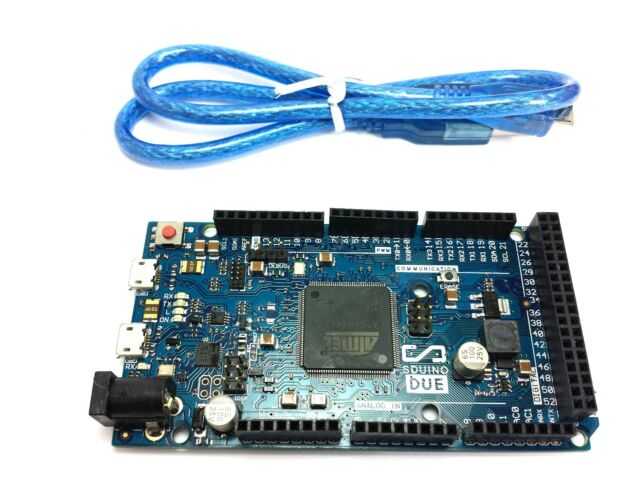 Folger Tech Due SAM3X8E 32-bit ARM Cortex-M 100% Compatible For Arduino
