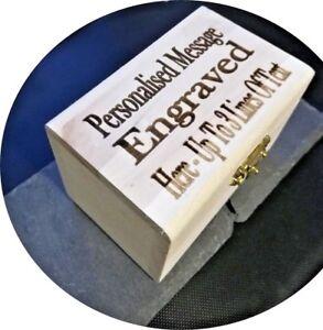 Personalised-Keepsake-Medium-Chest-Box-Laser-Engraved-With-Bronze-Fittings