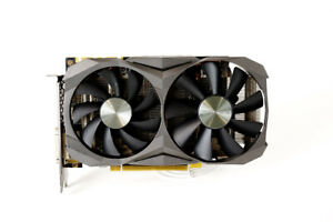 Zotac-Geforce-GTX-1080-8GB-Mini-Graphics-Card-Fast-Ship-Cleaned-Tested