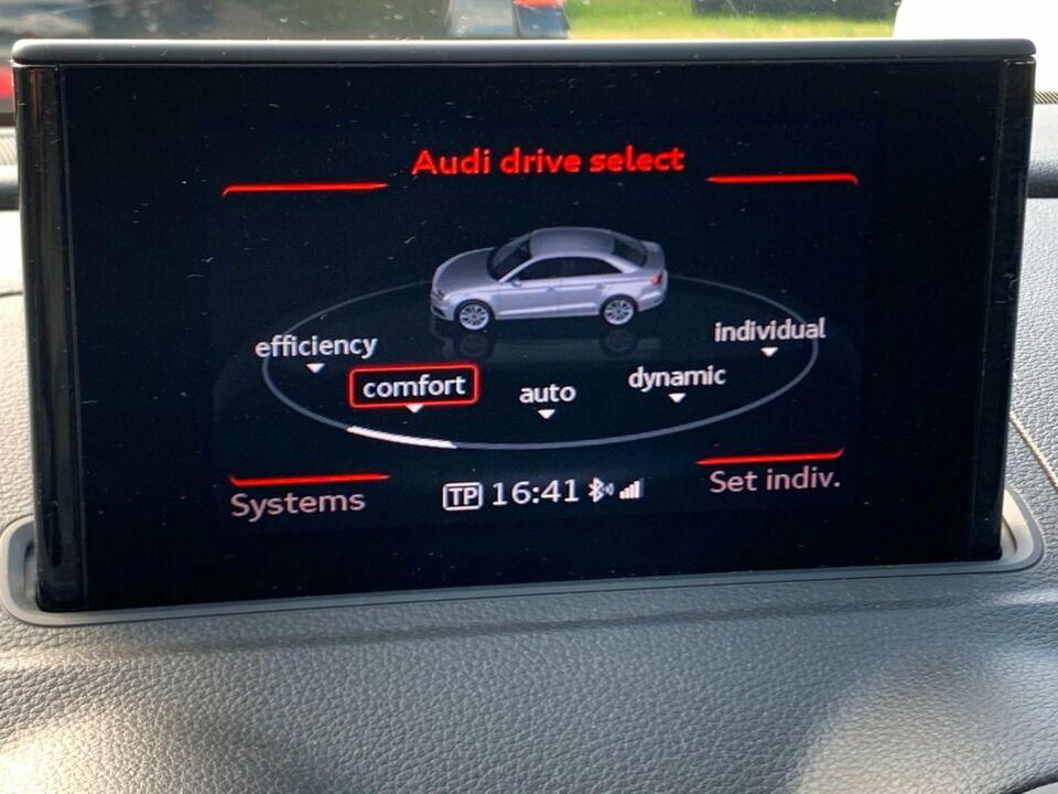 Audi A3 2,0 TDi 150 Ambition Diesel modelår 2015 km 192000