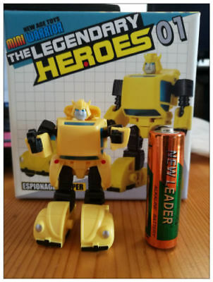 New Transformers Toys NA H1 Flipper Minimal G1 Bumblebee action figure In Stock