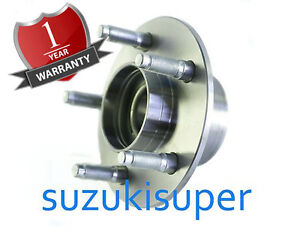 Ford-Falcon-AU-Front-Wheel-Bearing-Hub-Non-ABS