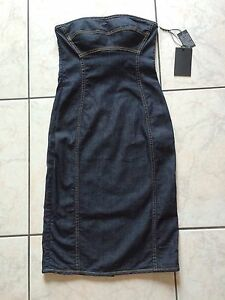 Dress Tg Dsquared2 Little Jeans Tubino 42 Novità xqwCXz