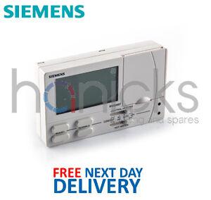 Siemens-RWB2007-Twin-Channel-Digital-7-Day-Programmer-Timeswitch-Genuine-NEW