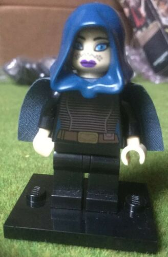Lego Star Wars Minifigure Exc Con Barriss Offee 9491