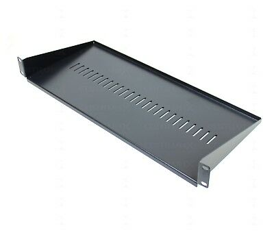 "10"" Miniline 200mm Cantilever Shelf Data Network Cabinet Rack Mount Lan Switch"