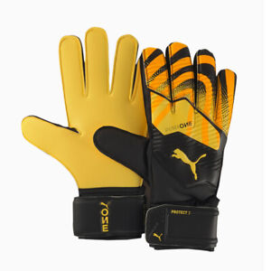 Puma-Kids-One-Protect-GoalKeeper-Gloves-Ultra-Yellow-Black-04166102