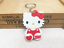 keychain trinket silicone rubber animal cartoon character kids child for key