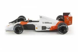 McLaren MP4/5 1989 Senna GP Replicas 1:18 ! C4F