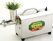 Openbox Miracle Exclusives Mj575 Commercial Wheatgrass Juicer