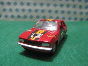 Vintage-OPEL-ASCONA-Rally-1-43-Auto-Pilen-n-277-517