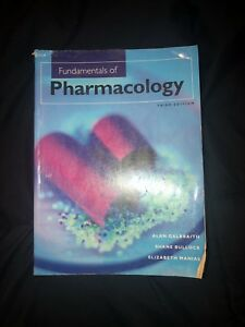 fundamentals-of-pharmacology-Textbook-Third-3rd-Edition-A-Galbraith-S-bulluck