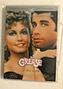 Grease-DVD-FREE-POST