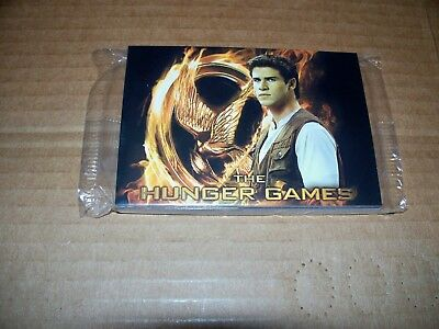 The Hunger Games Movie Premium Trading Cards Walmart Exclusive 24 card Promo Set