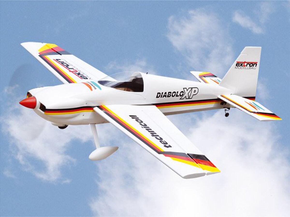 Extron Diabolo XP arf pronto arte modello capace di volo apertura 1540mm x6638