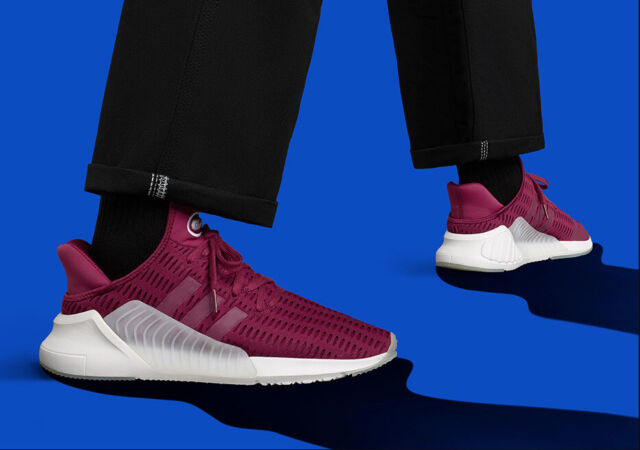 Size 10.5 - adidas Climacool 02/17 Mystery Ruby 2017