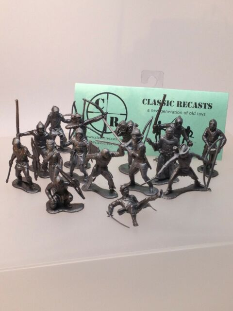 Recast Marx Robin Hood Set