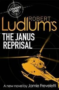 Robert-Ludlum-039-s-The-Janus-Reprisal-New-Book