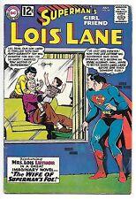 Superman's Girl Friend Lois Lane #34 (1962; fn-vf 7.0) 50% off price guide value