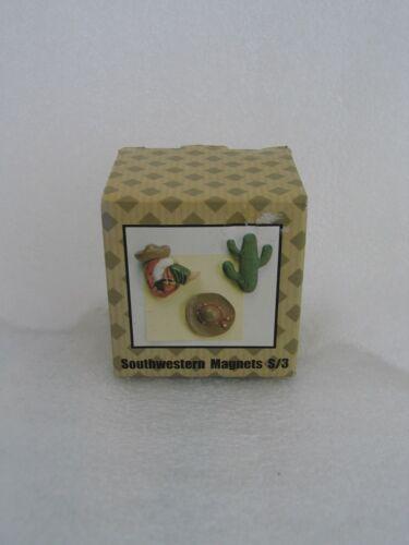 Set of 3 Southwestern Refridgerator Magnets