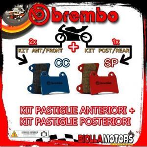 BRPADS-41889-KIT-PASTIGLIE-FRENO-BREMBO-YAMAHA-XJ-N-1984-900CC-CC-SP-ANT-PO