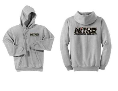 Nitro Boats Hoodie Sweatshirt