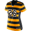 miniature 1 - Le'Veon Bell Pittsburgh Steelers Women's Nike Bumblebee Throwback Jersey - Jets