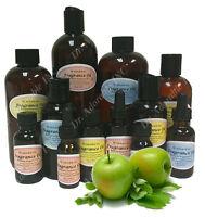 Green Apple Uncut Pure Fragrance/fragrant Oil 0.6oz 1oz 2oz 4oz Free Shipping