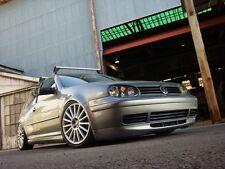 1999 0 01 02 03 04 05 VW GOLF 337 STYLE 20th FRONT LIP BODY KIT NEW MKIV MK4