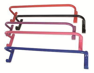Equitazione Singolo Coperta Tappeto Rail Rack Equine Tackroom Briglia Stabile Muro Fix- Saldi Di Fine Anno