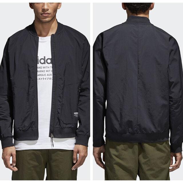 1fbabd1c0a9b1 adidas Originals Men s NMD Print Triple Black White Track Top Jacket ...