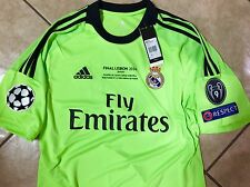 Rare Spain Iker Casillas Real Madrid  Football Adidas Shirt Jersey Size XL