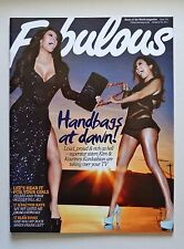 The Sun Fabulous Magazine - The Kardashians 1